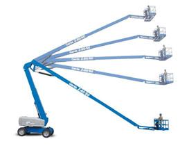 26米自行走曲臂式高空作业平台
