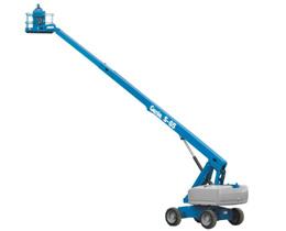 21米自行式直臂型高空作业平台
